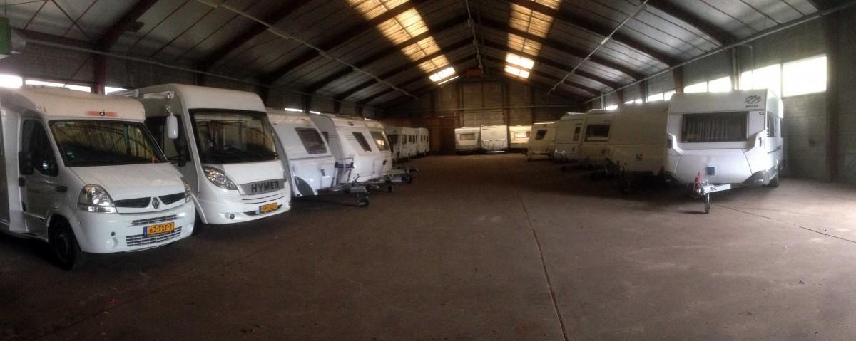 Stalling de klerk caravans - Caravan ingericht ...