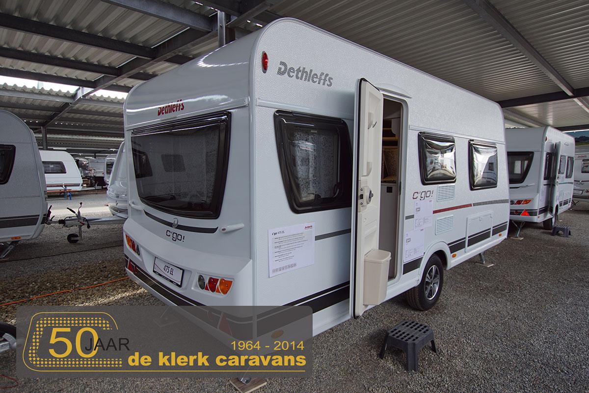 Dethleffs caravans: modellen 2018 - De Klerk Caravans