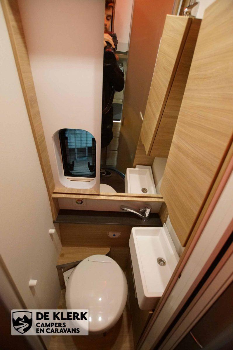 Boxstar Freeway 630 toilet