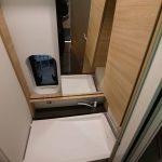 Boxstar Freeway 630 toiletruimte