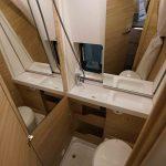 Toilet in Boxstar Lifetime 600 MQ