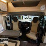 Boxstar Road 540 cabine en zithoek
