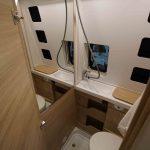 Boxstar Road 540 toilet en douche