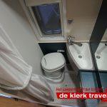 Toilet en douche Knaus Boxlife 600 MQ