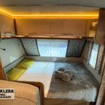 Knaus Sport 500 KD bed