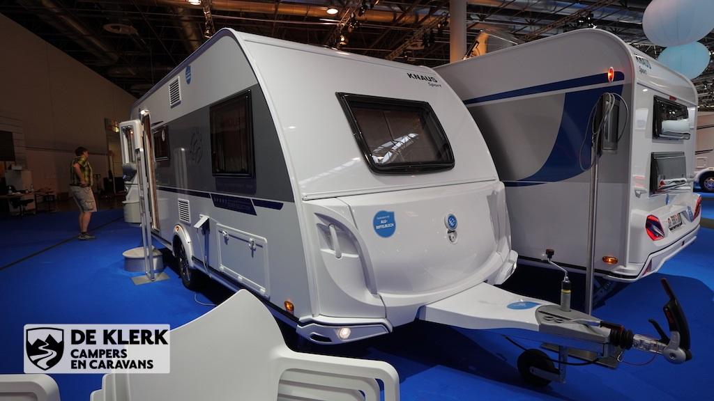 Knaus Caravan Met Stapelbed.Knaus Sport Silver Selection 500 Qdk 2020 De Klerk Caravans
