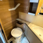 Knaus Sport 500 QDK toilet