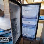 Knaus boxstar solution koelkast