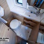 Knaus boxstar solution wc