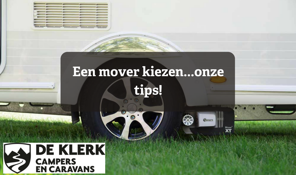 Mover caravan tips