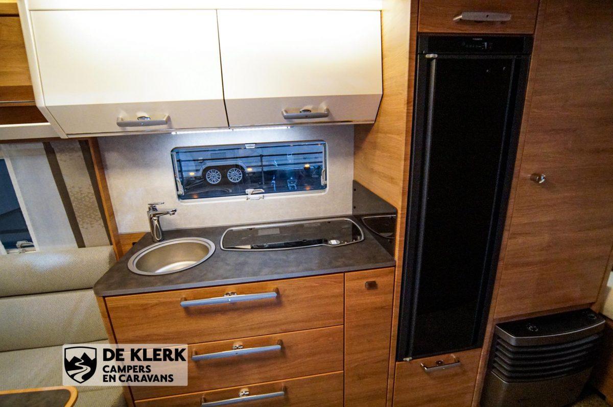 Da Vinci 540 E keuken