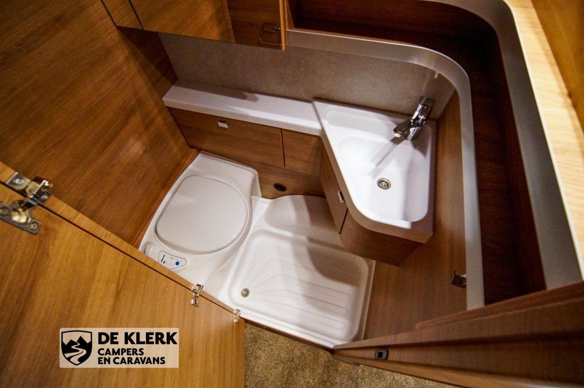 Da Vinci 540 E toilet