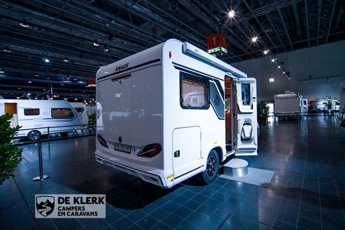 Knaus Van Ti 550mf Vansation achterkant