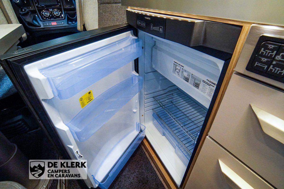 Knaus Van Ti 550mf Vansation koelkast