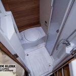 Knaus Van Ti 550mf Vansation toilet