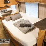 Tabbert Da Vinci 700 KD frans bed