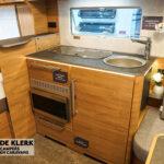 Tabbert Da Vinci 700 KD keuken