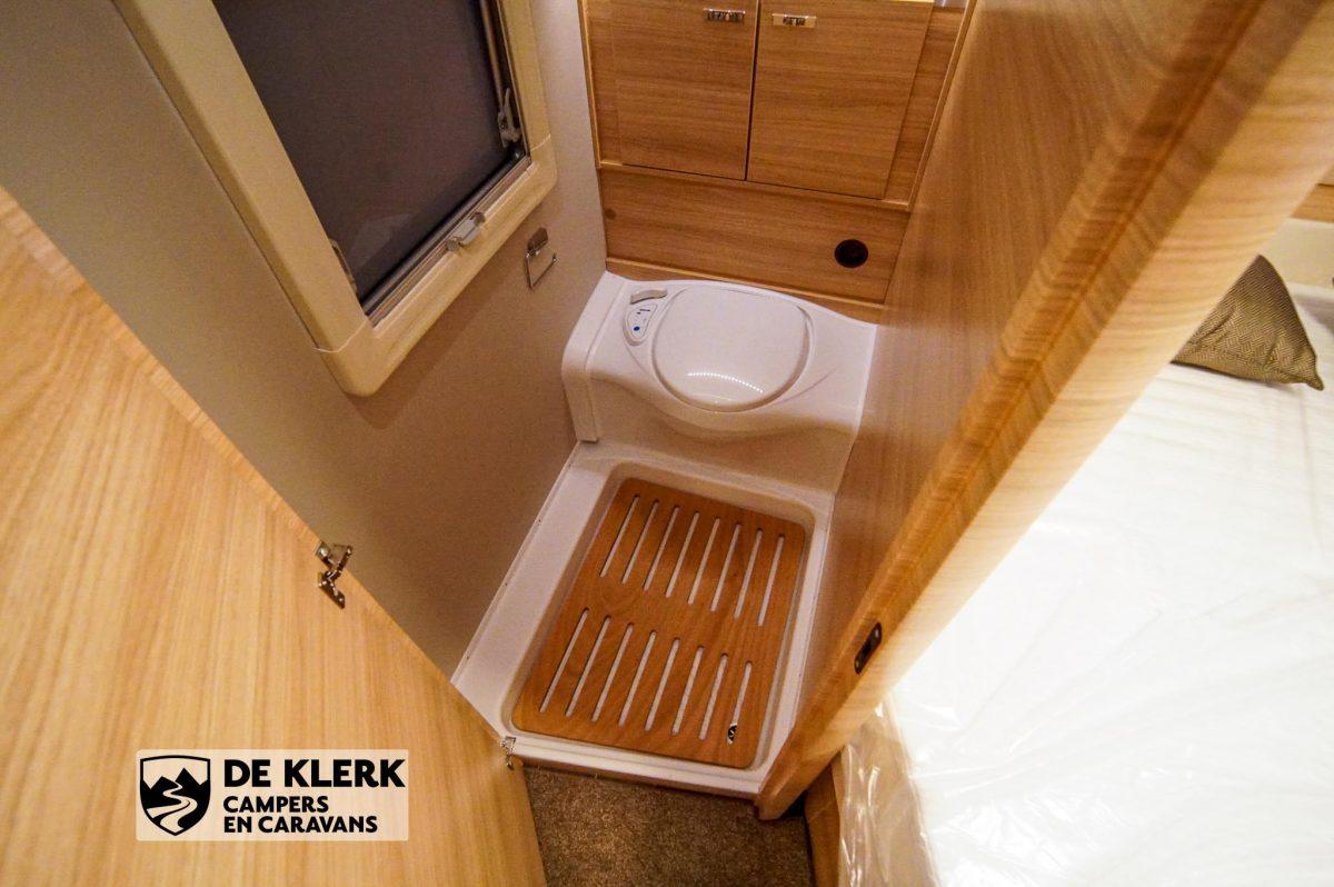 Vivaldi 560 TDL toilet