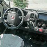 Fiat cabine van de Knaus Boxstar 600 Street