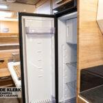 Tabbert Da Vinci 495 HE koelkast