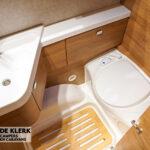 Tabbert Da Vinci 495 HE toilet