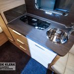 Knaus sudwind 500 uf keuken