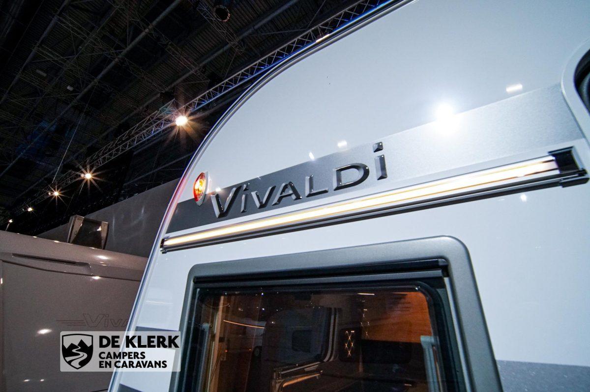 Vivaldi 550 DF bestickering