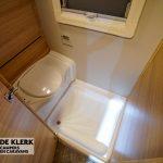 Vivaldi 550 DF toilet