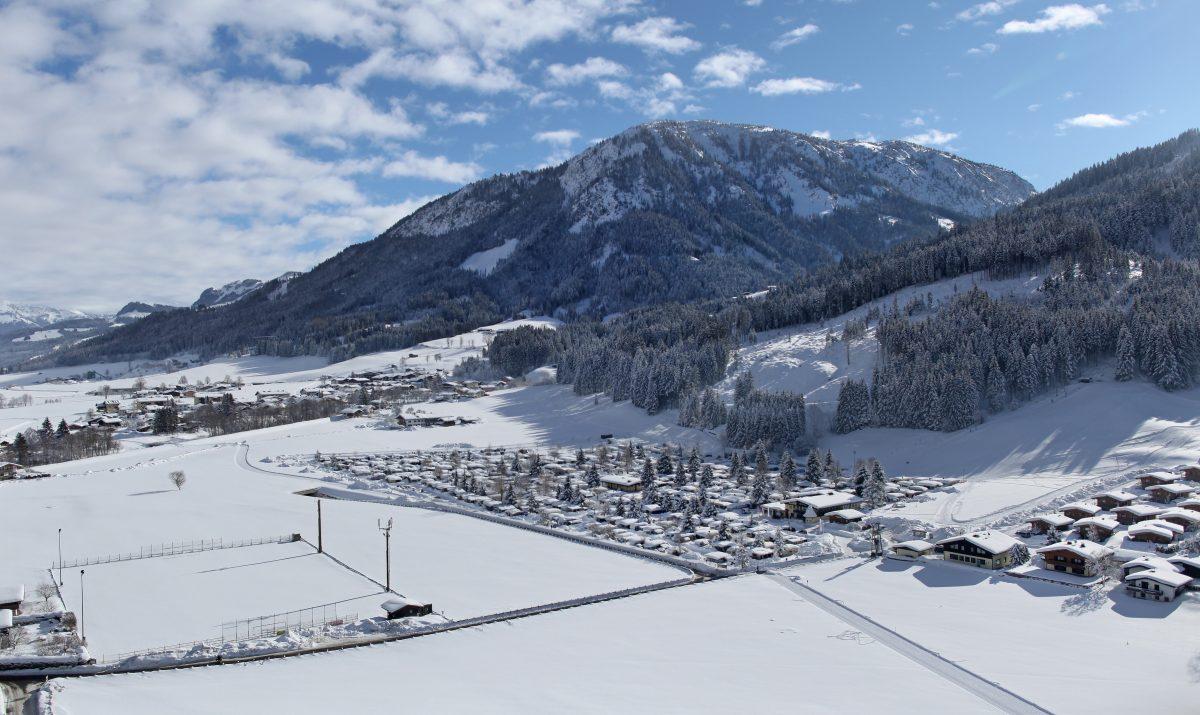 Winterkamperen Camping Brixen