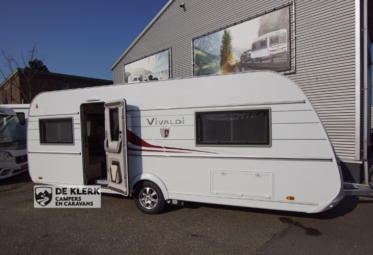 tabbert vivaldi 560 TD op voorraad