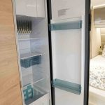 142 liter koelkast in Nomad 530 DR
