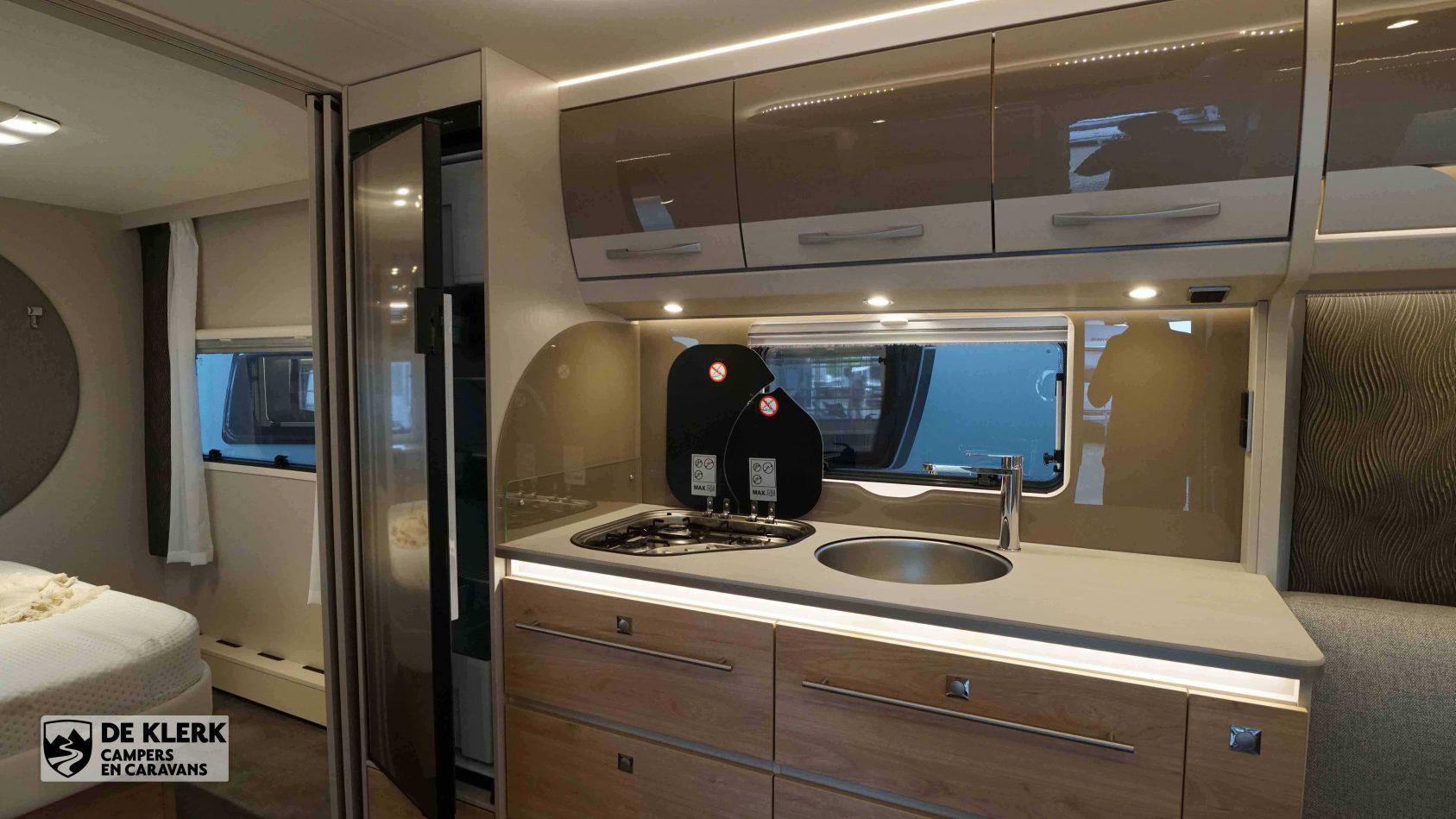 Dethleffs Caravan Nomad 650 Rqt 2020