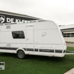Dethleffs camper 500 qsk zijkant