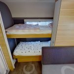 Dethleffs camper 530 FSK stapelbed
