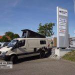 Mercedes camper 4x4
