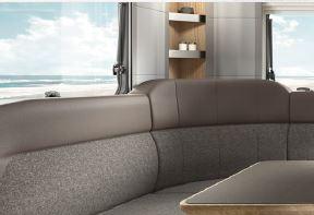 Knaus Sudwind Grey Comfort