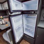 Dethleffs Beduin Scandinavia 740 BFK koelkast
