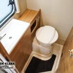 Tabbert Da vinci 390 QD toilet