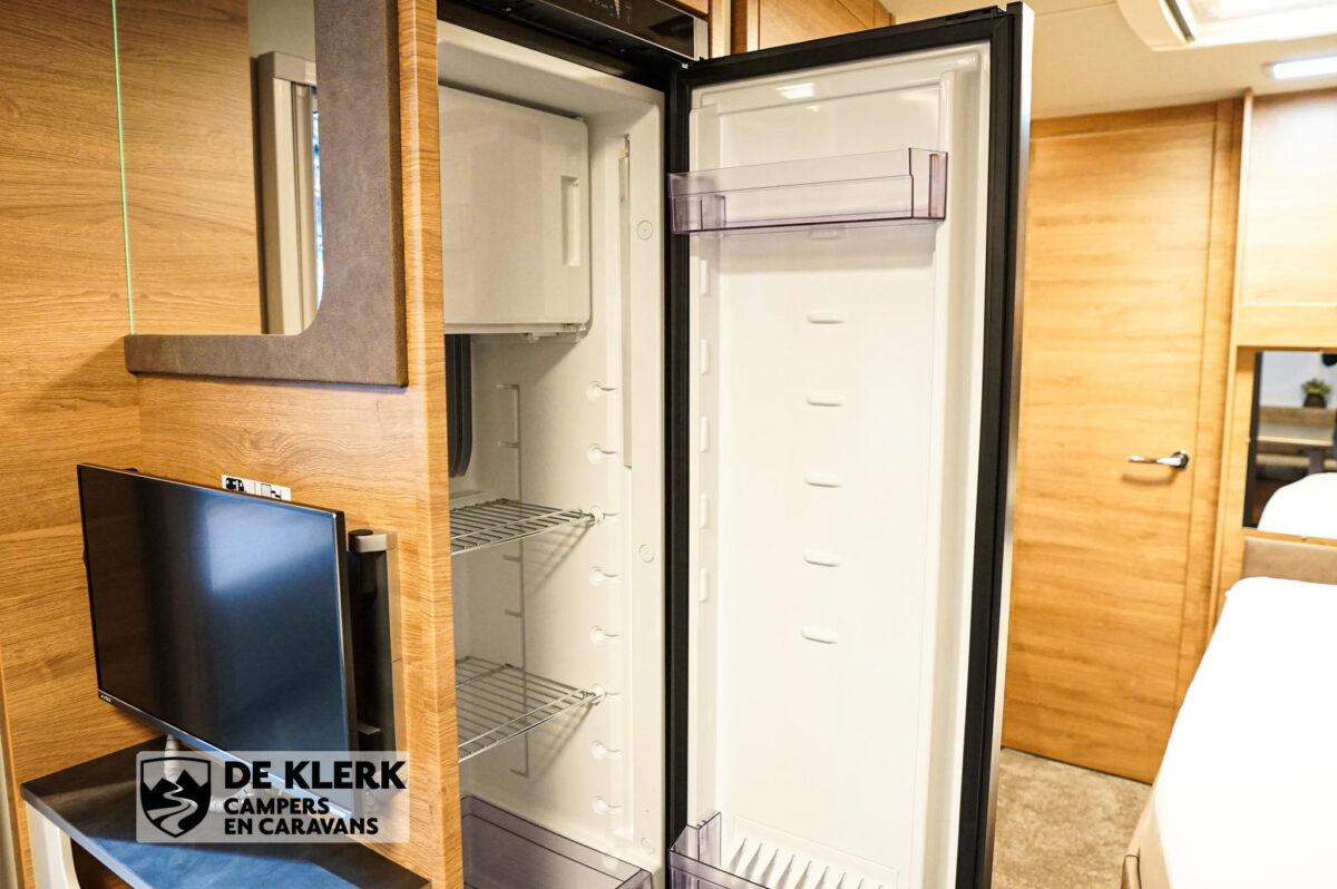 Tabbert Da vinci 560 HTD koelkast