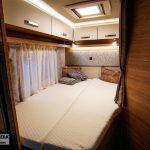 Weinsberg CaraSuite 650 MF frans bed