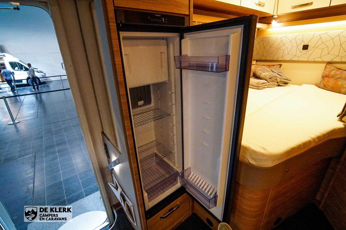 Weinsberg CaraSuite 650 MF koelkast