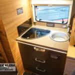 Weinsberg CaraSuite 650 MG keuken