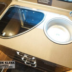 Weinsberg CaraSuite 650 MG keukenblad