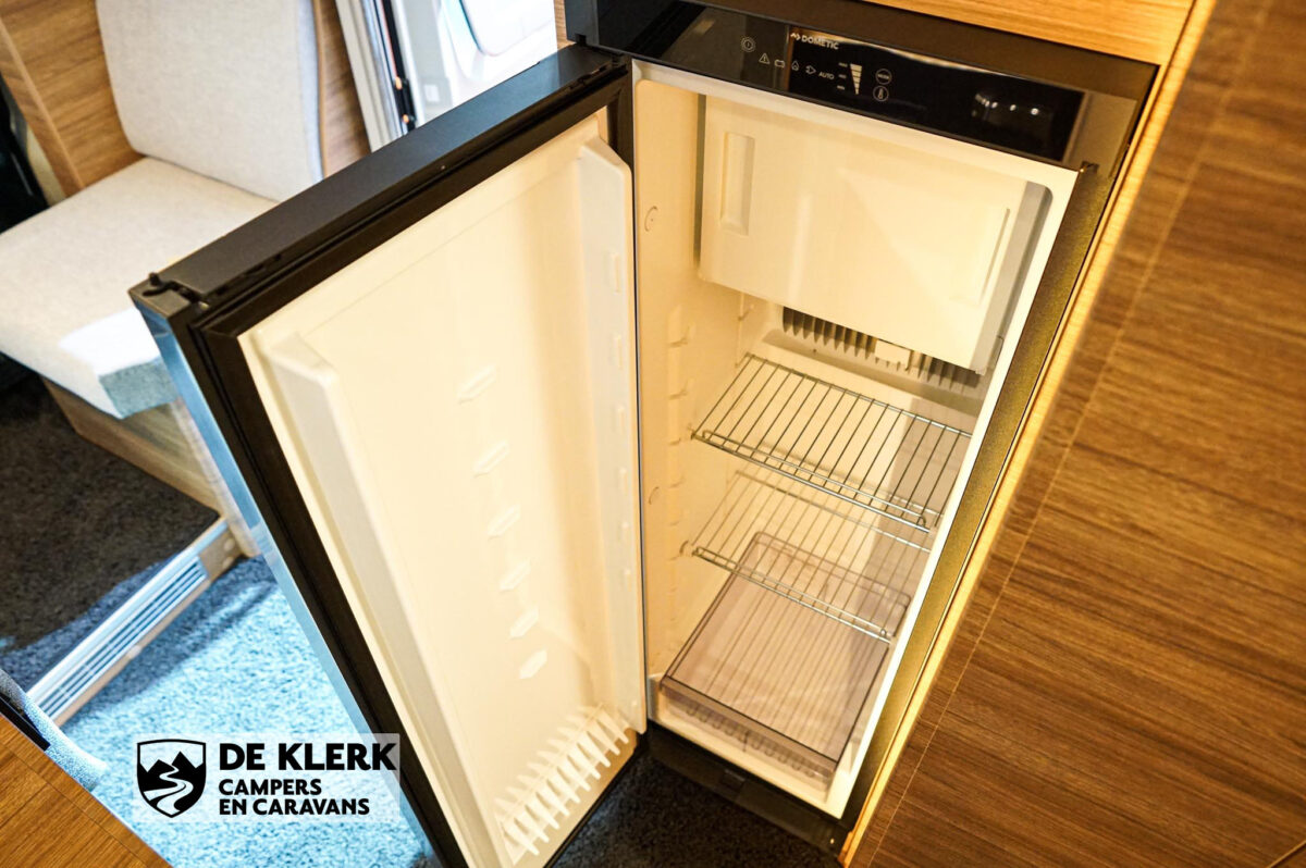 Weinsberg CaraSuite 650 MG koelkast
