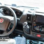 Weinsberg CaraSuite 650 MG stuur