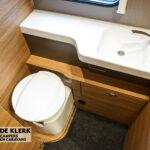 Weinsberg CaraSuite 650 MG toilet