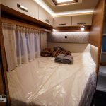 Weinsberg Caracompact 600 mf Pepper Edition frans bed