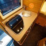 Weinsberg Caracompact 600 mf Pepper Edition keuken