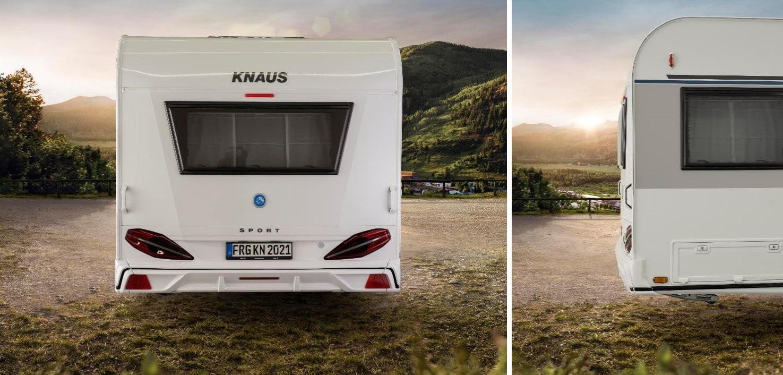 Knaus Sport EPower Selection achterkant