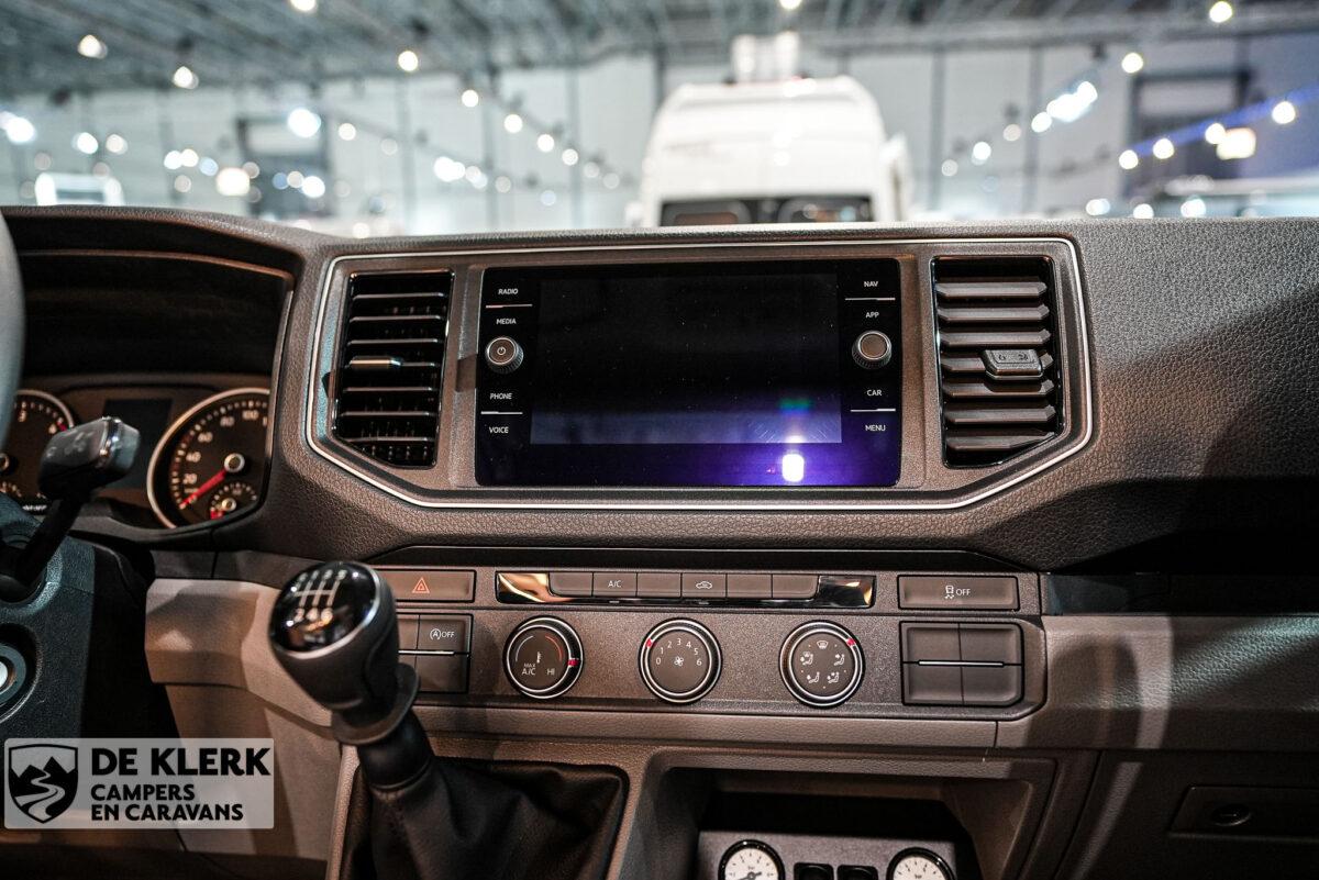 Knaus Van Ti MAN Vansation 640 MEG dashborod 2